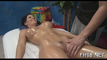 Massage parlor sex episode scene
