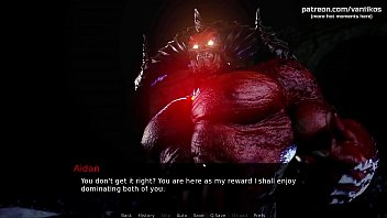 Naked betrayal img Betrayed huge demon with a monster cock fucks two petite angel teens in their small pussies my sexiest gameplay moments part 11