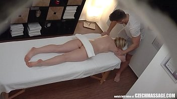 Young Girl Burst in Tears after Massage thumbnail