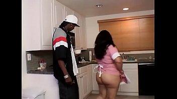 Big butt latinas maid