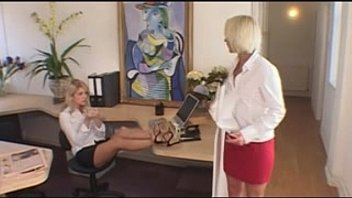English Lesbian Fantasizes About Fucking Her Female Boss > UK girls live here: bit.ly/ukgirls1