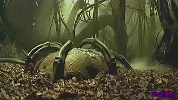 Wood Beast Swallows Man
