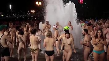 Nude chalange - Open chalange