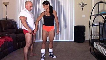 Imagen Ejercicios Sexuales Con Esta Mulata Culona Personal Trainer