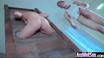 Deep Hard Anal Sex With Big Round Ass Slut Girl (Kate England) video-16