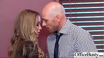 Hardcore Sex In Office With Huge Boobs Girl (Nicole Aniston) vid-20