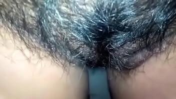 hairy cunt closeup