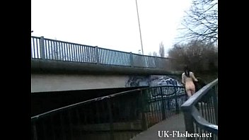 Public pussy flasher movies Skinny goth masturbating in public for tattooed english amateur flasher thorn