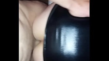 Fuck my girl in leather dress