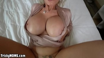 Mature russian blonde fucks Fucking my classy russian milf stepmothers inked pussy