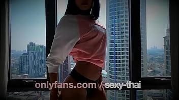 Asian Beauty Twerking Fat Booty