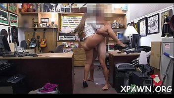 All porn catagories movies - Horny gal has sex in shop