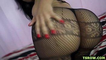 Blck tranny videos Latina tranny jessica ninfeta becker fucked bareback