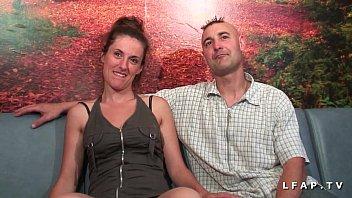Casting couple amateur libertin francais baise devant notre camera