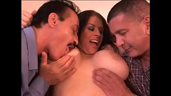 Daphne Rosen Is Happy To Be Drilled In All Her Treasure Holes Simultaneously