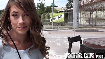 Public Pick Ups - Slender Cutie Spreads her Pussy starring  Kirsten Lee