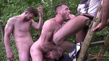 Gay men who swallow Cock hunters - hans berlin, nikol monak, patrick blue, aspartuh