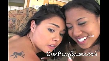 Double Asian Trouble - Lucy Thai and Dana Vespoli | Video Make Love