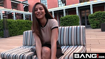 Teen spiri Bang real teen: nina is your perfect innocent college girl