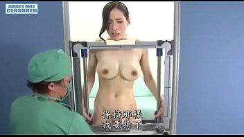 Doctor, hospital, asiática