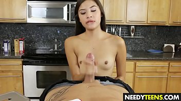 Teen Zaya Cassidy gets stuffed with dick