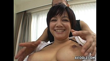 Asian mature boob - Cute meguru kosaka big tits action