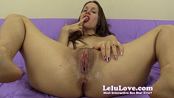 Giving YOU a cum countdown while I finger my wet pussy pornhub video
