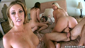 Pornstars pick up random guys to Fuck