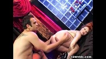 Tied Sex Slave Gets Rough Double Penetration thumbnail