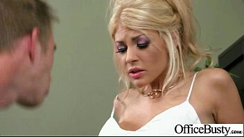 Office Busty Girl Love Hard Sex In Office Movie-19