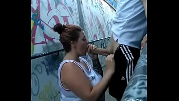 Blowjob Maria Bose y Fede Row