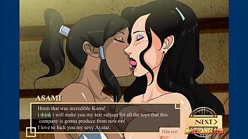 Training With Korra