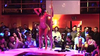 Dive bar stripper - Porn on stage stripper fucked