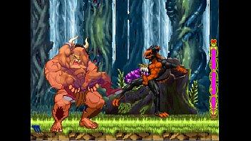 Gay minotaurs Leo vs minotaur