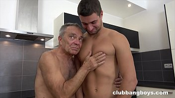 Watch free gay ass rimming - Gay grandpa of the year chews dick for valentines day