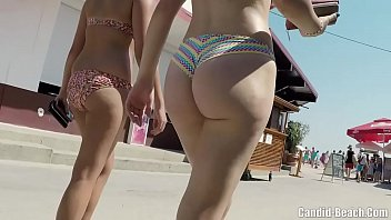 Bikini Voyeur Big Ass Thongs