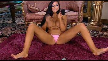 Yasmine spreads her legs to earn her money