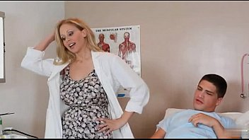 Julia Ann - Medical Examination