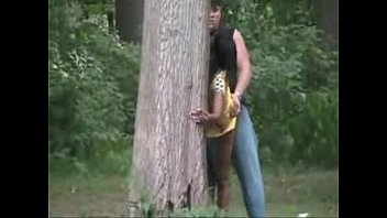 sex party in the woods