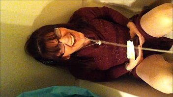 Piss on sticker Amatuer church girl part 5 getting pissed on must see sin