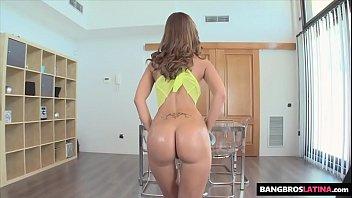 Amazing Body Latina oils up
