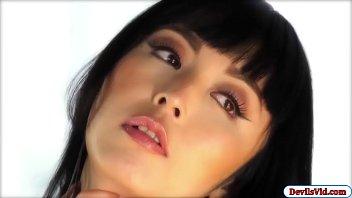 Asian Marica fucked by 4 black dicks