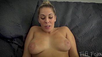 Mom & Son Cuddle Naked to Stay Warm - MILF, POV, Older Woman, Virtual Sex - Nikki Brooks thumbnail
