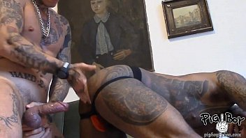 Dirty gay piss underwear The best of pig boy. www.pigboyruben.com