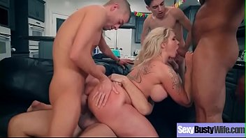 Big Tits Housewife (Ryan Conner) On Cam In Hard Style Sex Action video-20