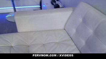 PervMom - POV Quickie With Stepmom (Tia Cyrus) On Counter