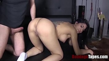 Teen Daughter Caught exploring Daddy's BDSM Dungeon- Hulia De Lucia