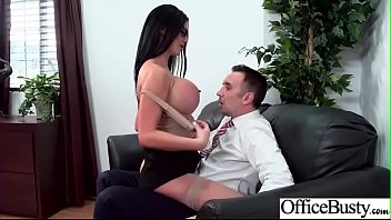 Hardcore Bang With Horny Big Tits Office Girl (Jasmine Jae) video-09