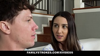 How To Steal The Tv Remote From Your Step Brother By Natalia Nix - Family Strokes