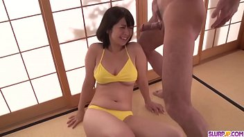 Tgp fe - Wakaba onoue sucks the cock until the last drop of sperm - more at slurpjp.com